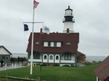 Lighthouse at Fort Williams Park